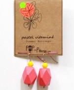 corail wooden earring-packaging3-4