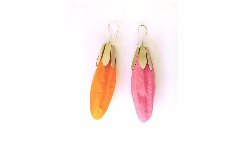 lelies orange-pink-wp