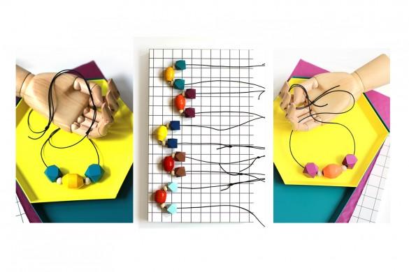 les complementaires necklaces by pop-a-porter