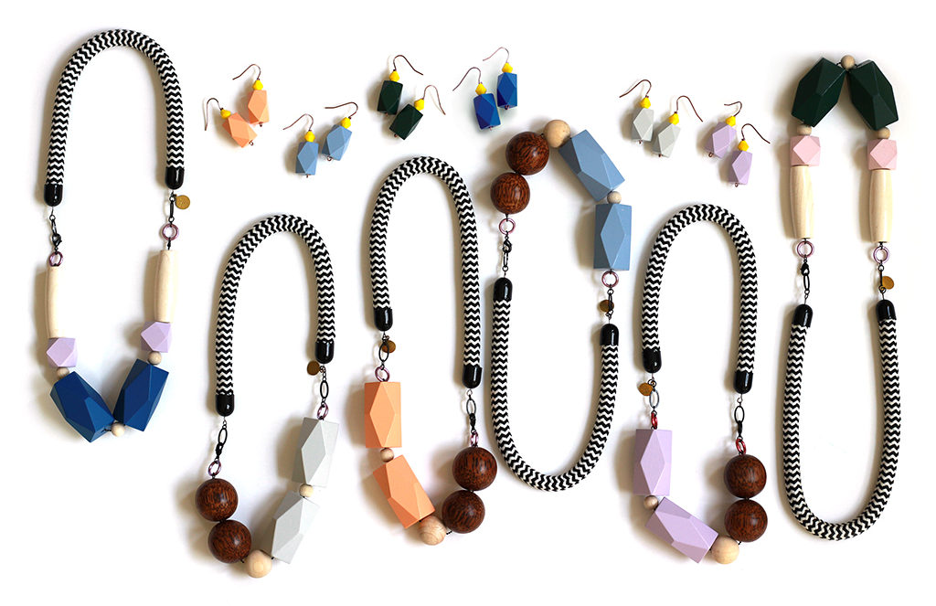 the capsule collection rope collection by pop-a-porter