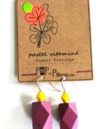 colorblock_earrings_berries_juice