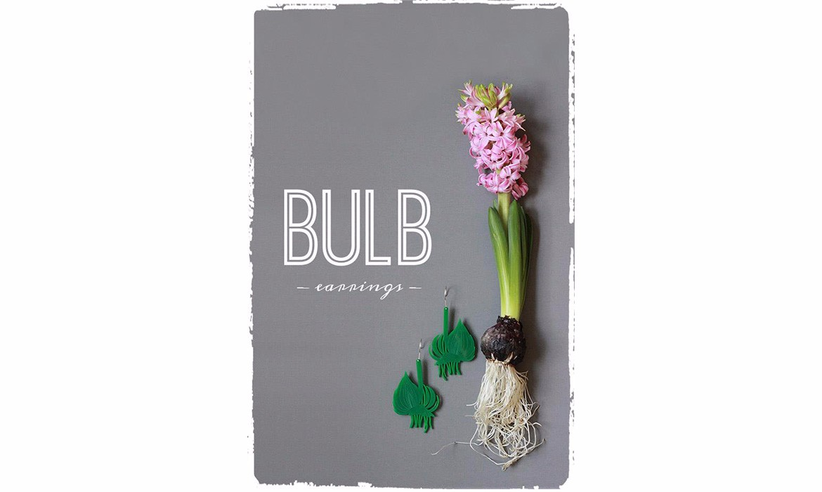 bulb earrings with hacynthe-wp