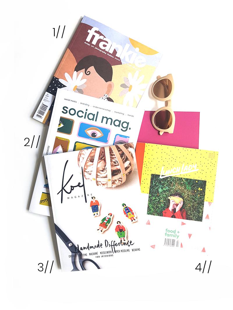 inspirational magazines for the creative solo entrepreneurs