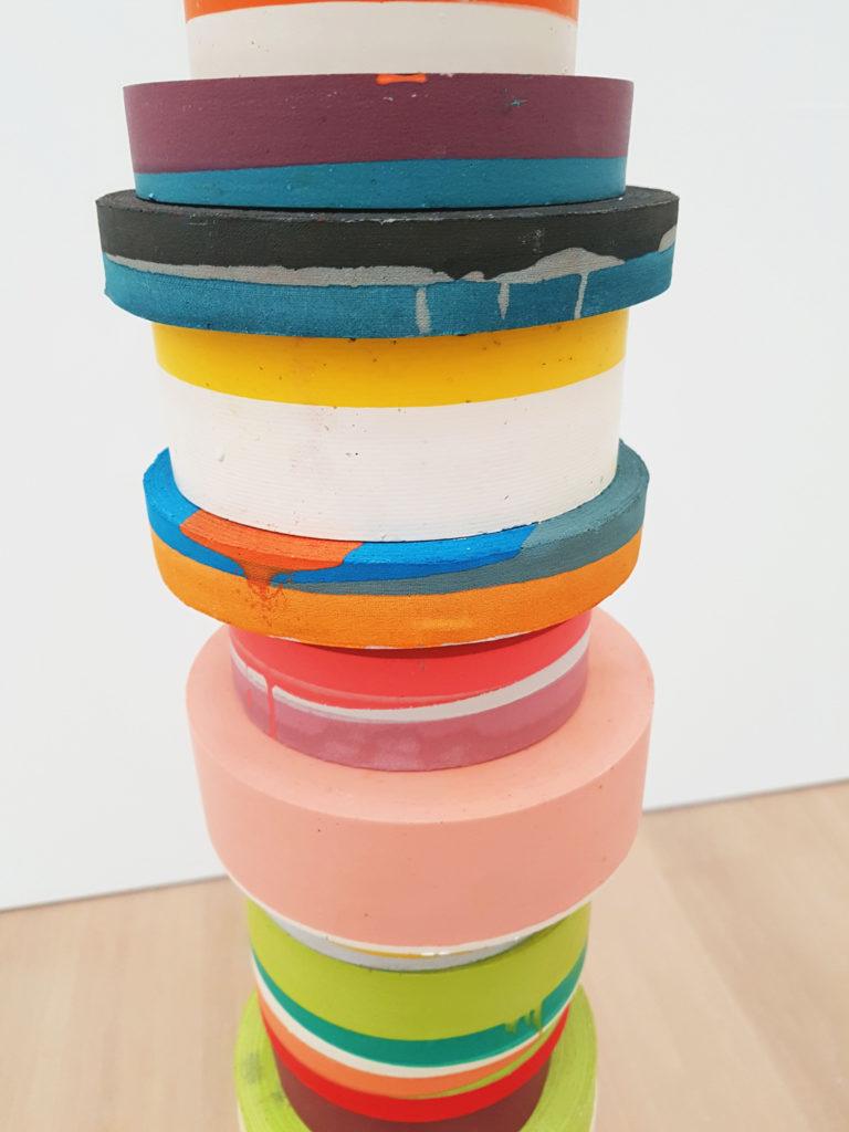 Museum Voorlinden abstract art Eva Rotchild