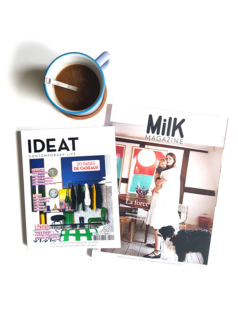 good creative magazines to get inspired //creative lifestyle magazines to get inspired