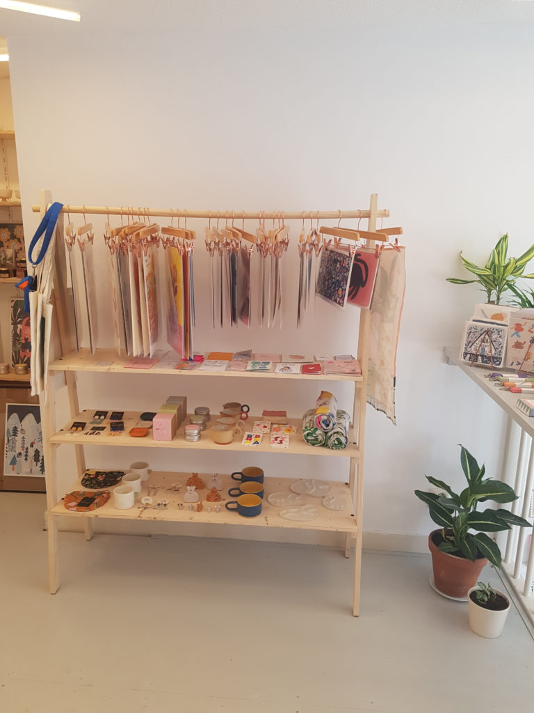 Pansy, A new colorful shop in Amsterdam!